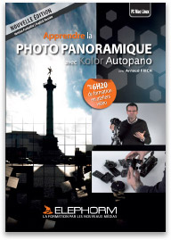 "DVD de formation ""Apprendre la photo panoramique avec Kolor Autopano"" - Version 2011"
