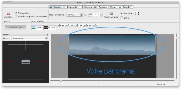 Quel logiciel panoramique pour faire une photo panoramique for Logiciel pour empecher les fenetre publicitaire