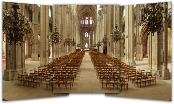 PHOTO : Photographie panoramique par assemblage