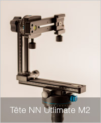 Tête panoramique Nodal Ninja Ultimate M2